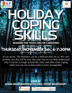 holiday coping skills 1
