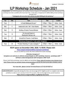 ilp schedule jan 2021 page 1