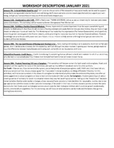 ilp schedule jan 2021 page 2