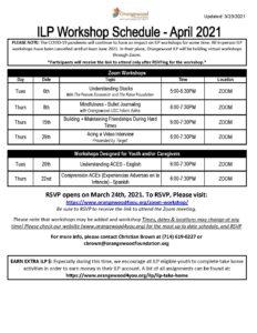ilp schedule april 2021 page 1